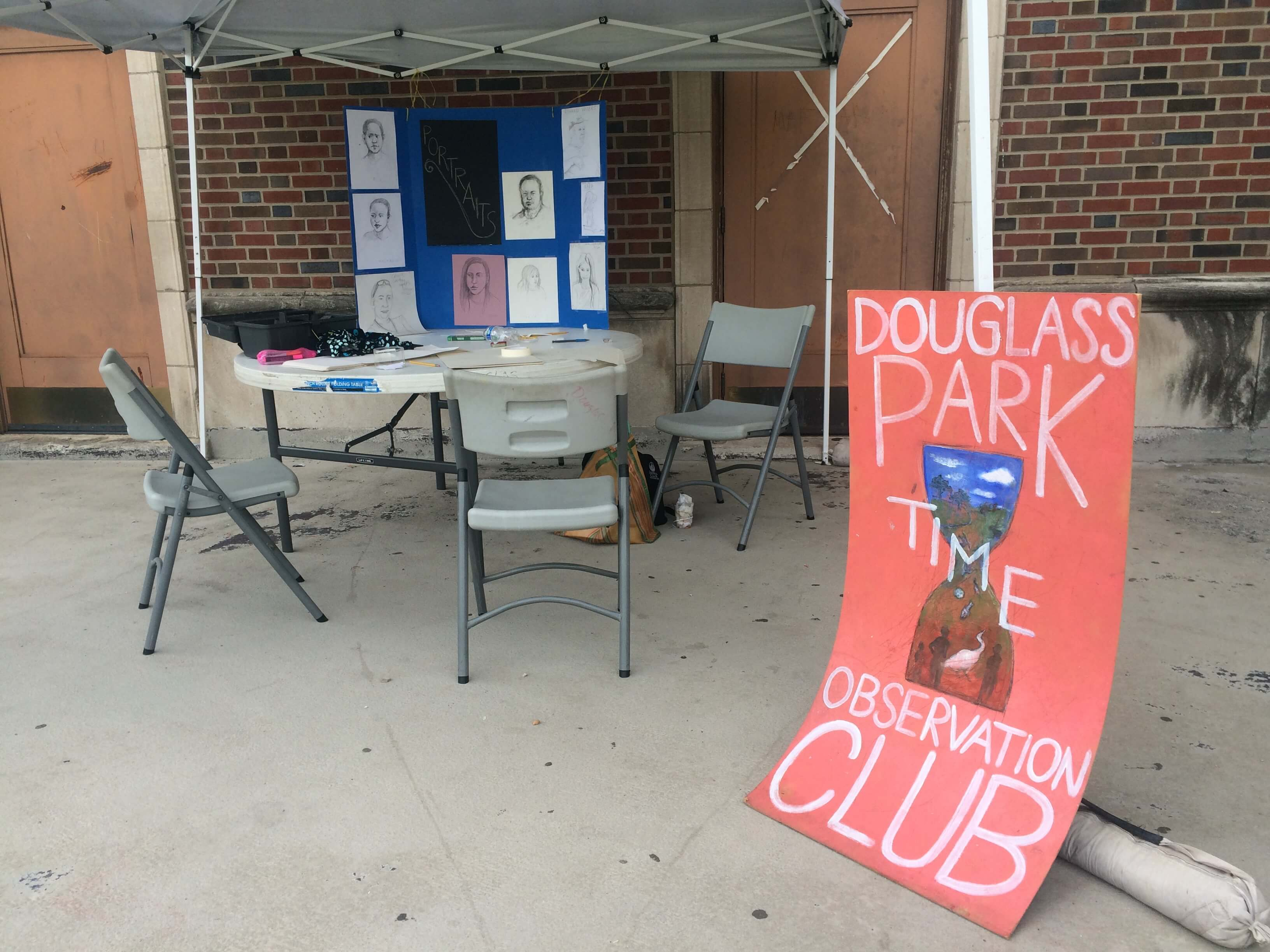 picture of Douglas Park Time Observation Club